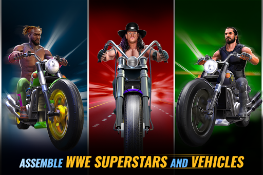 WWE Racing Showdown 1.0.3 screenshots 19