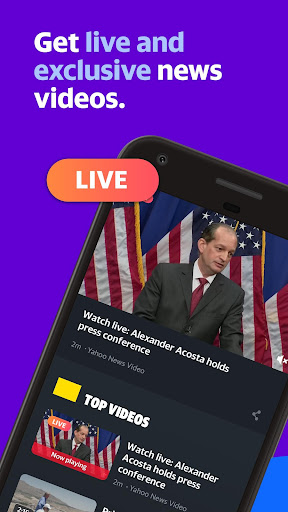 Yahoo News: Breaking, Local & US android2mod screenshots 5