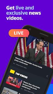 Yahoo News: Breaking, Live Video