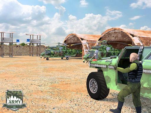 Army Criminals Transport Plane 2.0  screenshots 20