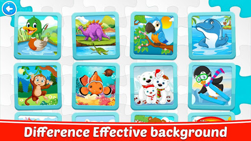 Toddler Puzzle Games - Jigsaw Puzzles for Kids android2mod screenshots 6