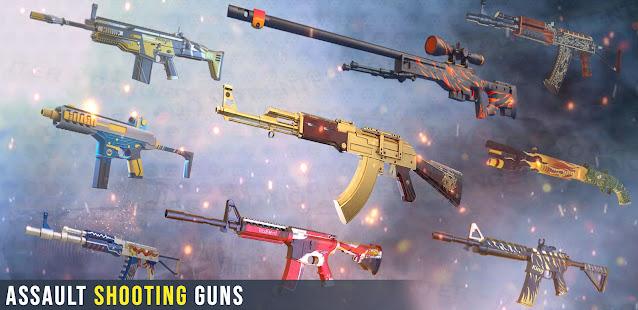 Commando Shooting Games 2021: Real FPS Free Games 21.6.3.0 Screenshots 7
