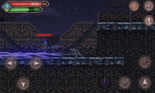 Runic Curse apktreat screenshots 2