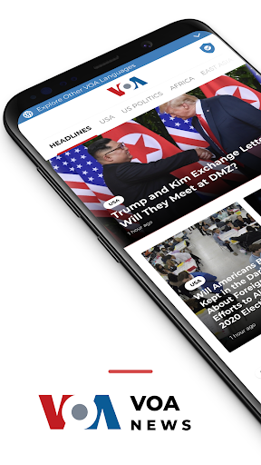 VOA News 4.2.2 Screenshots 1