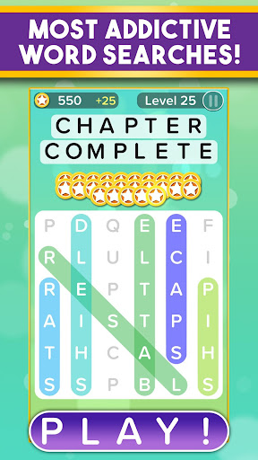 Word Search Addict - Word Search Puzzle Free 1.132 screenshots 3