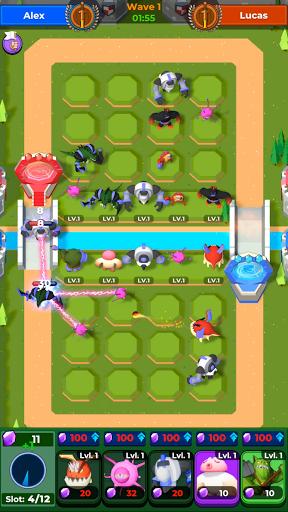 Chess TD apkmartins screenshots 1