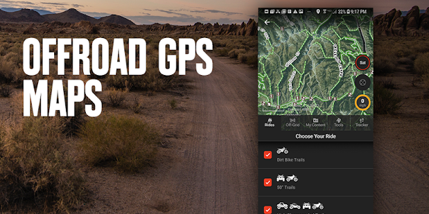 onX Offroad GPS Trails: For Pc Or Laptop Windows(7,8,10) & Mac Free Download 1