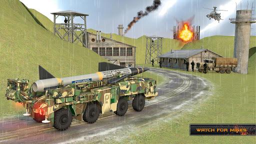 Army Truck Driving Simulator: New Offline Games 3D  screenshots 2