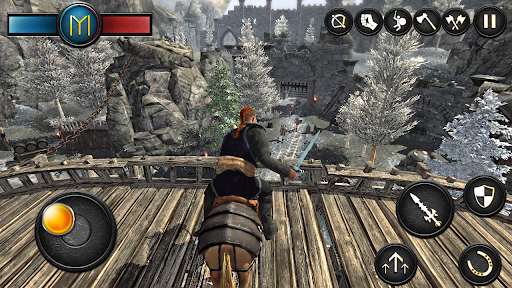 Osman Gazi 2021:  New Fighting Games 2021- apkpoly screenshots 11