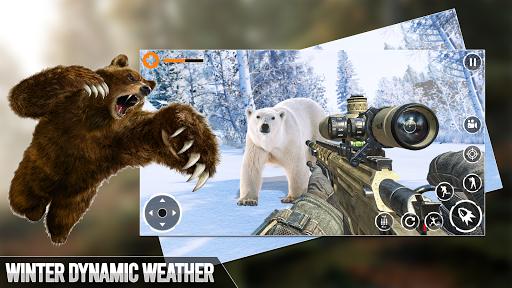 Wild Animal Hunter offline 2020 screenshots 3