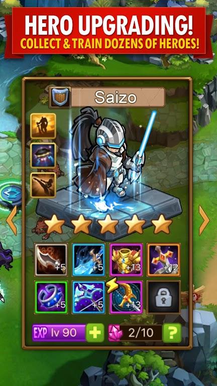 Magic Rush: Heroes  poster 8