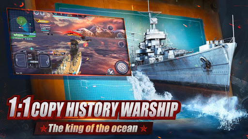 King of Warship: 10v10 Naval Battle screenshots 10