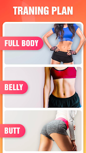Lose Weight at Home - Home Workout in 30 Days Screenshot