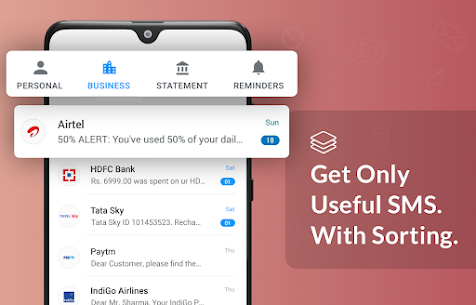 Mezo Mod Apk- Smart SMS App (Premium Features Unlocked) 1