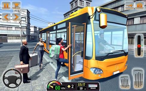 Modern Bus Driving Simulator: Bus Games 2021 5