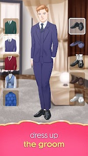 Dream wedding – Makeup & dress up MOD (Rewards) 4
