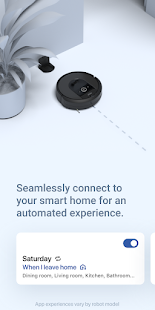 iRobot Home Screenshot