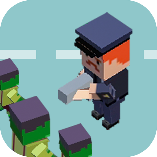 City Survival-Zombie Destroyer Icon