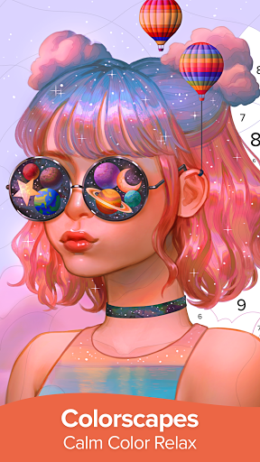 Colorscapes - Color by Number & Paint by Number 1.9.0 screenshots 2