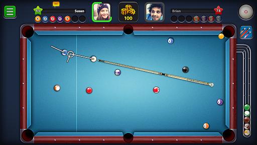 Code Triche 8 Ball Pool (Astuce) APK MOD screenshots 1