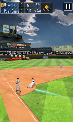 Real Baseball 3D 2.0.2 Screenshots 3