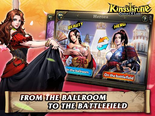 King's Throne: Royal Delights  screenshots 8