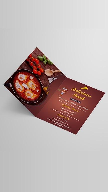 Brochure Maker - Pamphlets, Infographics, Catalog  poster 3