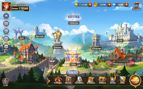 Might & Magic: Era of Chaos - Tactical RPG screenshots 24