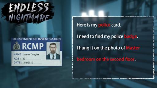 Endless Nightmare: Epic Creepy & Scary Horror Game  screenshots 9