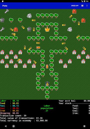 Proto - Economy Simulator 1.952b screenshots 10