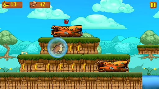 Banana King Kong - Super Jungle Adventure Run 3.1 screenshots 5