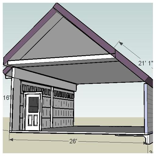 Roof Framing Design  Screenshots 1