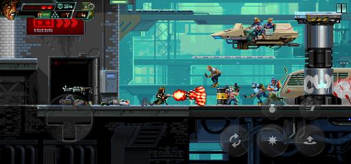 Huntdown 0.1 screenshots 2
