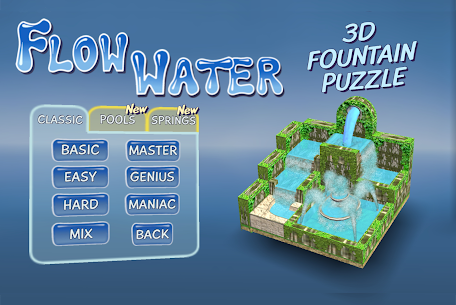 Flow Water Fountain 3D Puzzle 1