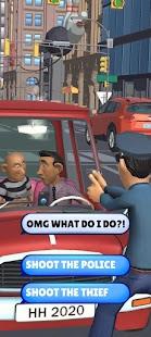 Schermata del driver Uber