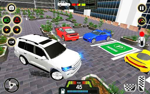 Code Triche Car parking 2021 driving car game 2020 real driver (Astuce) APK MOD screenshots 3
