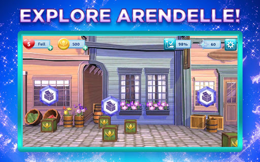 Disney Frozen Adventures: Customize the Kingdom  Screenshots 19