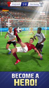 Soccer Star Goal Hero: Score and win the match