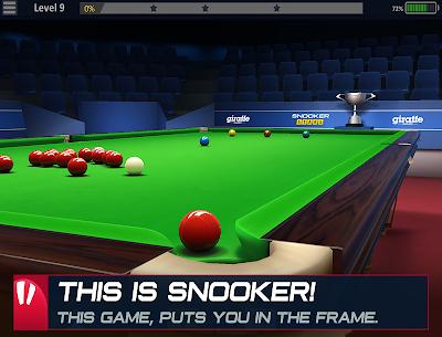 Snooker Stars MOD APK- 3D Online Sports (Unlimited Energy) 7