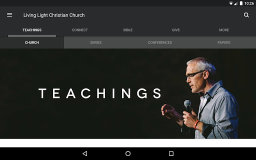 Foto do Living Light Christian Church