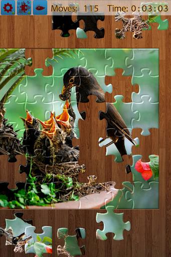 Birds Jigsaw Puzzles Game 1.9.17 screenshots 1