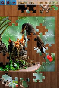 Birds Jigsaw Puzzles Game