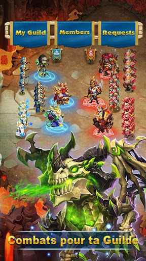 Castle Clash : Guild Royale screenshots 5