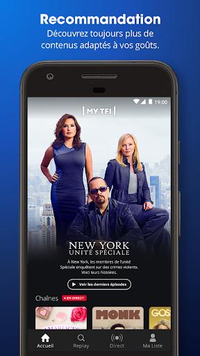 MYTF1 u2022 TV en Direct et Replay modavailable screenshots 5