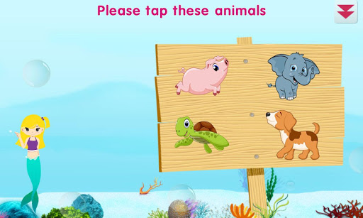 Mermaid Preschool Lessons 1.2.5 screenshots 5