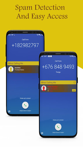 Who's Calling Me - Caller ID  Screenshots 1