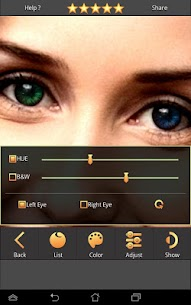 FoxEyes – Change Eye Color by Real Anime Style 4