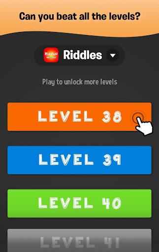 Riddles - Just 500 Tricky Riddles & Brain Teasers  screenshots 4