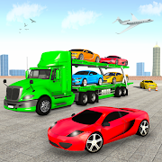 Multi Level Truck Car Transporter Games 2021