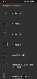 Navigator for Mi Band 6/5/4/3, Bip and Cor 3